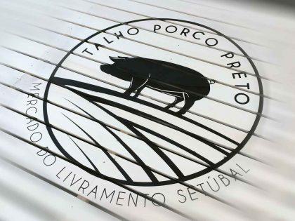 Marca Talho Porco preto