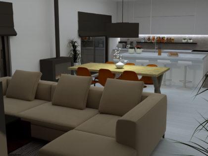 3D Remodelação de Interiores – Quinta do Conde